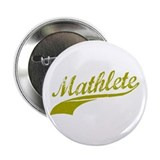 "Mathlete (Gold) 2.25"" Button (10 pack)"