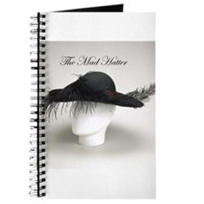 The Mad Hatter - Millinery Journal