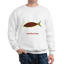 225 Fish in a fish Sweatshirt
