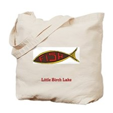 225 Fish in a fish Tote Bag