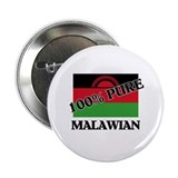 100 Percent MALAWIAN 2.25&quot; Button