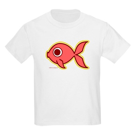 Fishy Fishy Kids Light T-Shirt