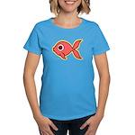 Fishy Fishy Women's Dark T-Shirt