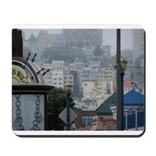 Funny Cable cars Mousepad