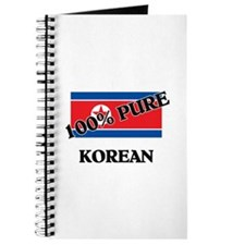 100 Percent KOREAN Journal