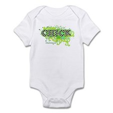 Racing Chick Hot 2 Infant Bodysuit