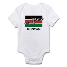 100 Percent KENYAN Infant Bodysuit