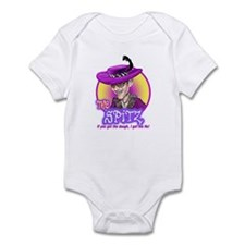 Spitzer Pimp! Infant Bodysuit