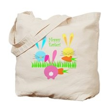 Easter Rabbits Tote Bag