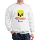 Swedish National Waffle Day Sweatshirt
