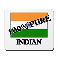 100 Percent INDIAN Mousepad