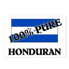100 Percent HONDURAN Postcards (Package of 8)