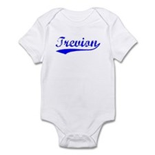 Vintage Trevion (Blue) Infant Bodysuit