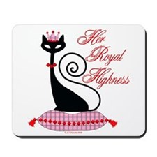 HRH Cat Mousepad