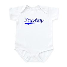 Vintage Trystan (Blue) Infant Bodysuit