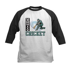 Cricket Varsity Kids Baseball Jersey