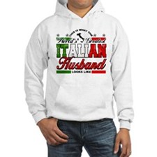 World's Greatest Italian Husband Hoodie