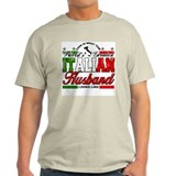 World's Greatest Italian Husband T-Shirt