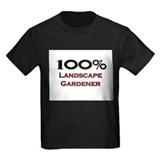 100 Percent Landscape Gardener T