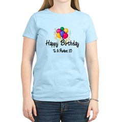Happy Birthday Women's Light T-Shirt