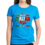 World's Greatest Italian Wife Tee