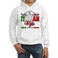 World's Greatest Italian Wife Hoodie