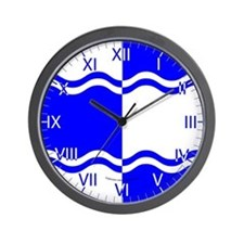 Atlantia Ensign Wall Clock
