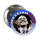 "Obamamessiah 2.25"" Button (100 pack)"