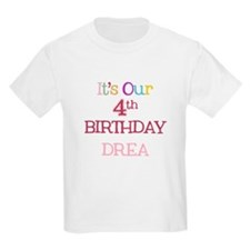 Drea & Lexie BDay - T-Shirt
