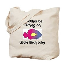 430 I'd Rather be Fishing Tote Bag