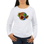 Sunflower Planet Women's Long Sleeve T-Shirt