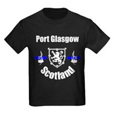 Port Glasgow Scotland T