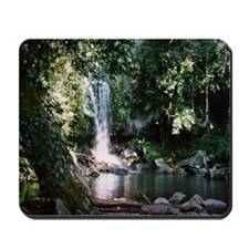 Waterfall, Mt Tambourine Mousepad