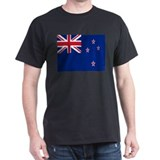 New Zealand National Flag T-Shirt