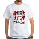 Neumayer Family Crest White T-Shirt