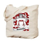 Neumayer Family Crest Tote Bag