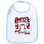 Neumayer Family Crest Bib