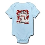 Neumayer Family Crest Infant Creeper