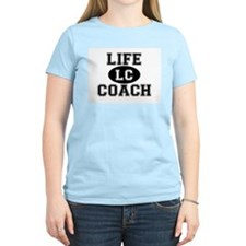 Life Coach Women's Pink T-Shirt