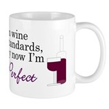 Cute Wine lovers birthday Mug