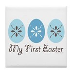 My First Easter Tile Coaster