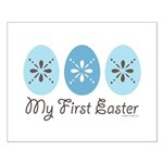 My First Easter Small Poster