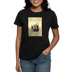 Bill and Bull Women's Dark T-Shirt