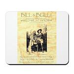 Bill and Bull Mousepad