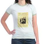 Bill and Bull Jr. Ringer T-Shirt