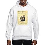 Bill and Bull Hooded Sweatshirt