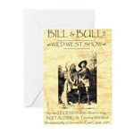 Bill and Bull Greeting Cards (Pk of 10)