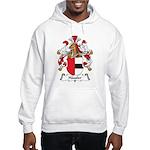 Hausler Family Crest Hooded Sweatshirt