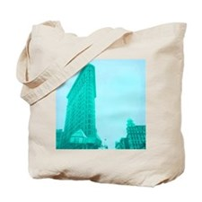 Flatiron Color Pop Tote Bag