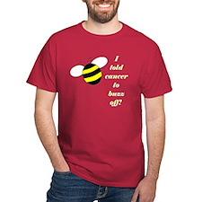 CANCER BUZZ OFF T-Shirt